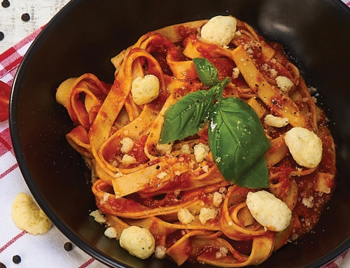 Vegetarian Spaghetti Recipe